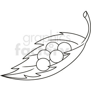 black and white cartoon caterpillar eggs chrysalis clipart. Royalty-free image # 409279
