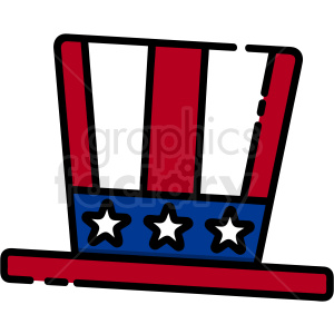 american top hat clipart clipart. Commercial use image # 409392