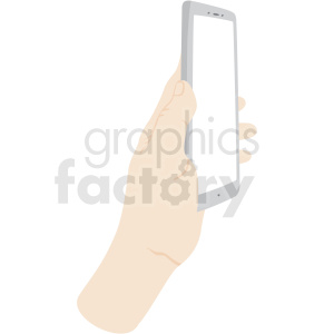 look at my phone vector clipart no background