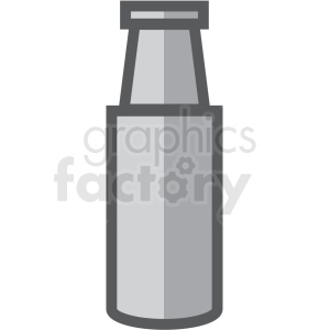 vape juice container vector icon clipart clipart. Royalty-free image # 409571