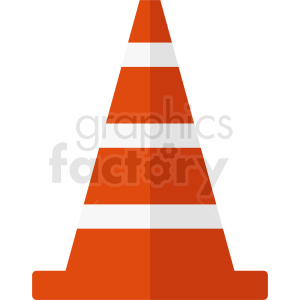 construction zone cone vector clipart no background clipart. Royalty-free icon # 410353