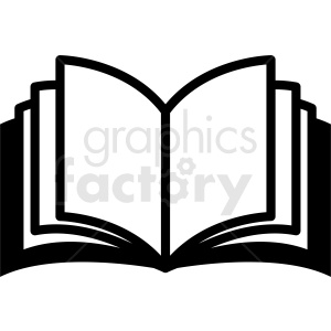 open book icon no background animation. Commercial use animation # 410364