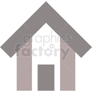 house vector clipart clipart. Commercial use image # 410413