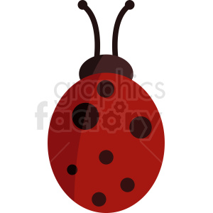 lady bug clipart no background clipart. Royalty-free image # 410493