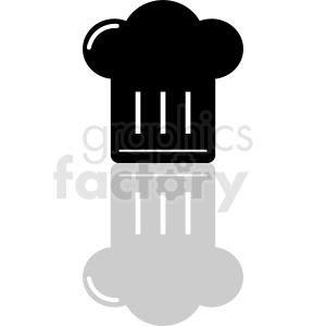 chef cooking hat vector clipart. Commercial use image # 410499