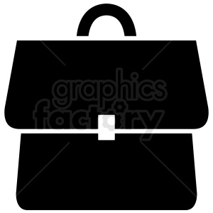 briefcase clipart clipart. Royalty-free image # 410506