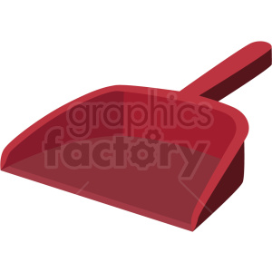 dust pan vector clipart clipart. Commercial use image # 410551