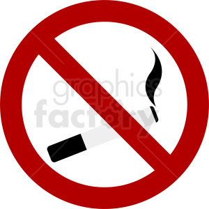 no smoking clipart clipart. Royalty-free image # 410882