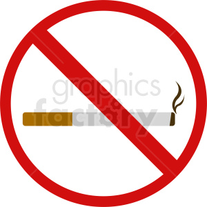 no smoking allowed clipart clipart. Commercial use image # 410888