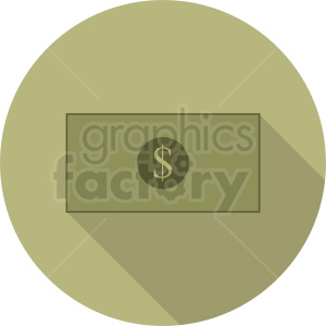 money vector icon clipart. Commercial use image # 410899