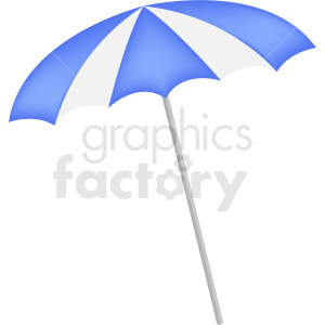 umbrella vector clipart clipart. Royalty-free image # 410927