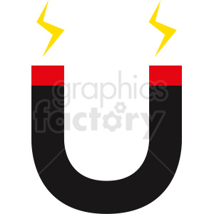 vector magnet clipart clipart. Royalty-free image # 411854