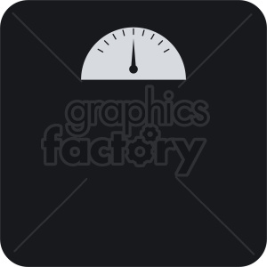 human scale vector icon clipart. Commercial use image # 412135