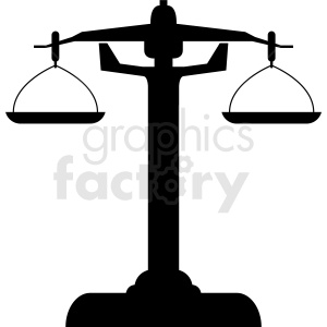scales vector clipart clipart. Royalty-free image # 412140
