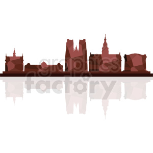 Brussels vector design clipart. Commercial use image # 412183