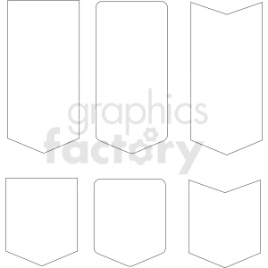panel overlay templates vector clipart clipart. Royalty-free image # 412661