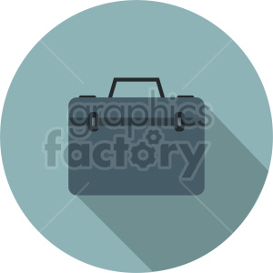 briefcase vector clipart 2 clipart. Commercial use image # 413514