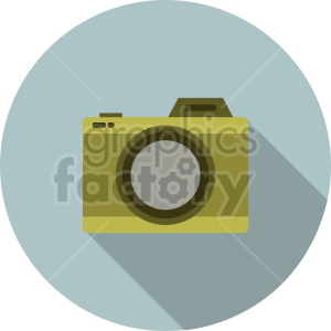 camera vector clipart 14 clipart. Commercial use image # 413559