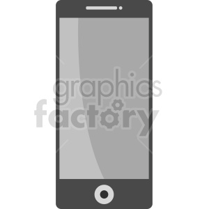 smartphone vector icon graphic clipart 8 clipart. Commercial use image # 413564