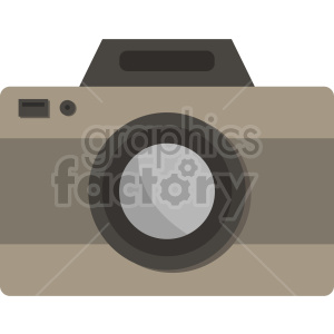 camera vector clipart 8 clipart. Commercial use image # 413609