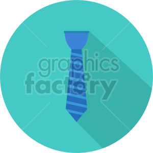 tie vector graphic clipart 2