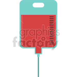 blood iv bag vector icon graphic clipart 1 clipart. Commercial use image # 413766
