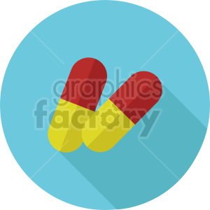 pills vector icon graphic clipart 14 clipart. Commercial use image # 413775