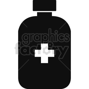 medicine vector icon graphic clipart 4 clipart. Commercial use image # 413779