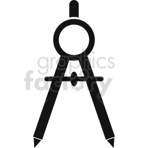 compass vector icon graphic clipart clipart. Commercial use image # 413841