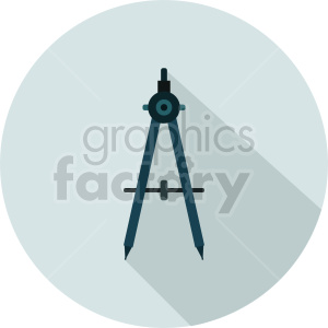 compass vector icon graphic clipart clipart. Commercial use image # 413910