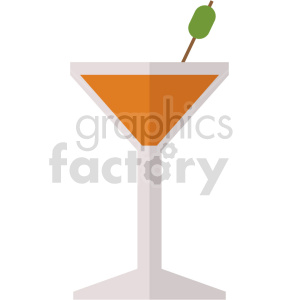 isometric cocktail vector icon clipart 7 clipart. Commercial use image # 413963