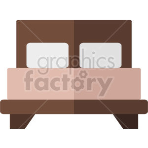 isometric bed vector icon clipart 1 clipart. Commercial use image # 414172