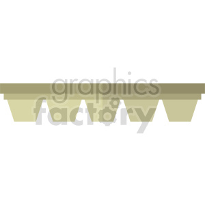 isometric ice tray vector icon clipart 1 clipart. Commercial use image # 414302