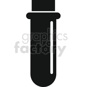 test tube vector icon clipart 3 clipart. Commercial use image # 414335