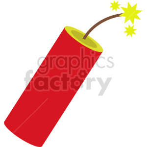 isometric dynamite vector icon clipart 3 clipart. Commercial use image # 414400