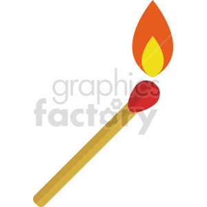 isometric match vector icon clipart 1 clipart. Commercial use image # 414456
