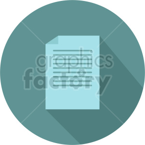 isometric document vector icon clipart 2 clipart. Commercial use image # 414575