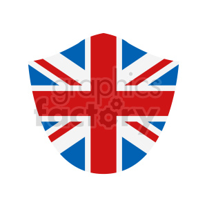 flag of the United Kingdom vector clipart 02 clipart. Commercial use image # 415292