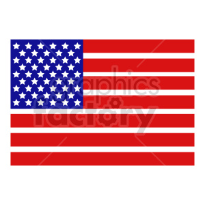 Flag of North America vector clipart 05 clipart. Commercial use image # 415370