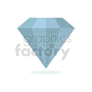 diamond design vector clipart