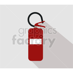 fire extinguisher vector clipart icon clipart. Commercial use image # 415588