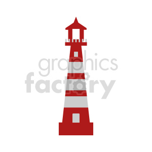 lighthouse clipart clipart. Commercial use image # 415633