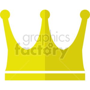 crown vector icon design clipart. Commercial use image # 415970