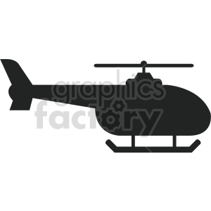 helicopter vector clipart clipart. Commercial use image # 416033