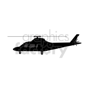 helicopter vector graphic clipart. Commercial use image # 416043