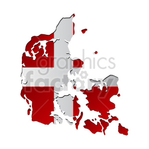 denmark vector graphic clipart. Commercial use image # 416054