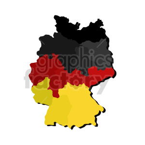 clipart - germany graphic design.