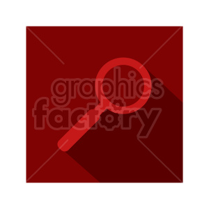 magnifying glass vector clipart clipart. Commercial use image # 416436
