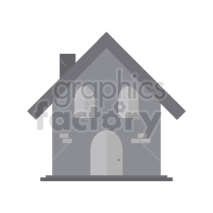 house vector clipart clipart. Commercial use image # 416481