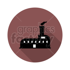 factory vector graphic design clipart. Commercial use image # 416515